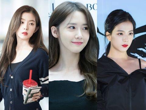 5 nữ thần Kpop sở hữu nhan sắc thật ảo diệu hơn cả trên TV