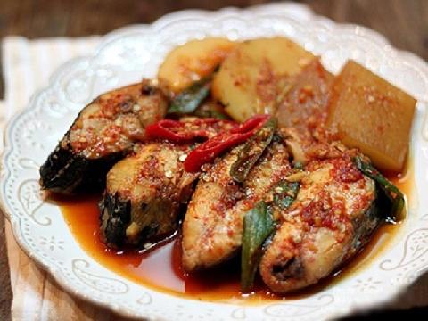 Hướng dẫn nấu món cá thu kho kiểu thái