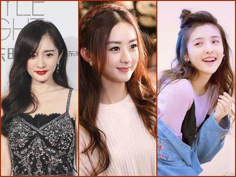 Khi các nữ minh tinh điện ảnh Hoa Ngữ đú trend Tik Tok