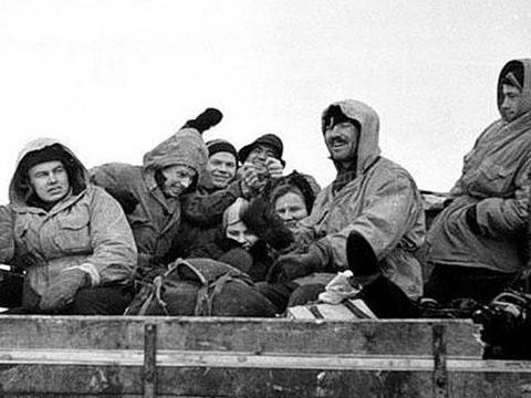 Cái chết của 9 nhà khoa học Nga tại dãy núi Ural