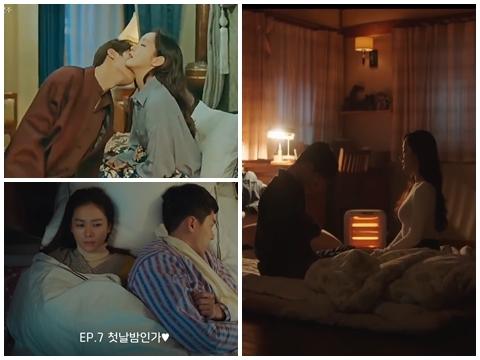 3 cảnh 'siêu nóng' trên màn ảnh Hàn gần đây