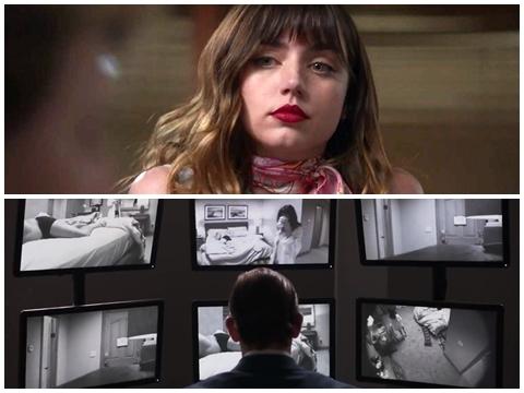 'Bond Girl' Ana de Armas không cởi cũng thu hút fan trong 'Kẻ Trực Đêm'