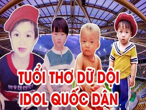 Tuổi thơ dữ dội của Tuấn Anh, Xuân Trường, Quang Hải và các Idol quốc dân ĐT Việt Nam