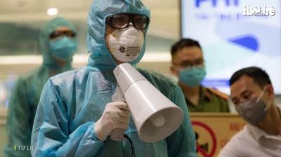 Một người nghi nhiễm COVID 19 đi đường mòn từ Trung Quốc vào Việt Nam