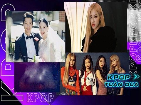 Bản tin KPop: Back Pink kết hợp Lady Gaga, Kbiz thêm một cặp đôi ly hôn