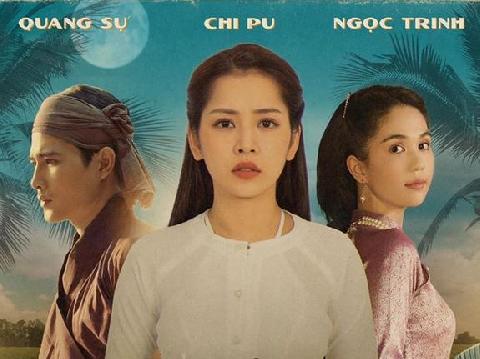 Chi Pu hóa cô đào cải lương, vướng tay ba đầy nước mắt với Ngọc Trinh