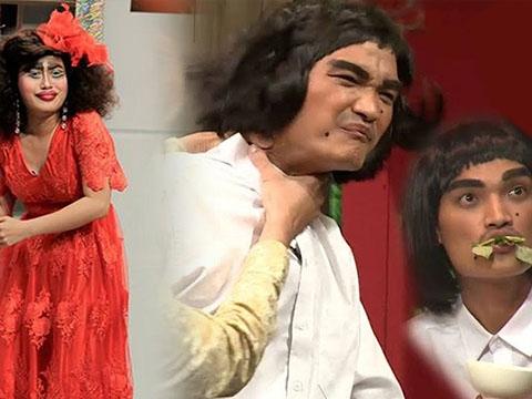 Lâm Vỹ Dạ, Mạc Văn Khoa và những lần trang phục lố siêu hài