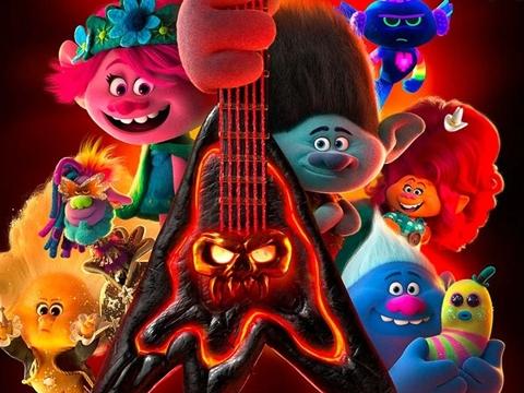 'Trolls World Tour': Bức tranh sống động của nền âm nhạc toàn thế giới
