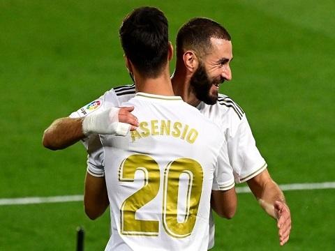 Real Madrid 3-0 Valencia CF (Vòng 29 La Liga)
