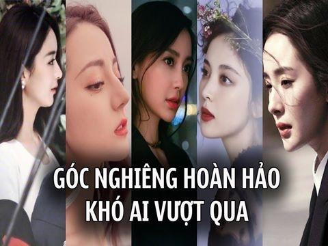 Top mỹ nhân Hoa ngữ có góc nghiêng thần thánh khó ai vượt qua nổi