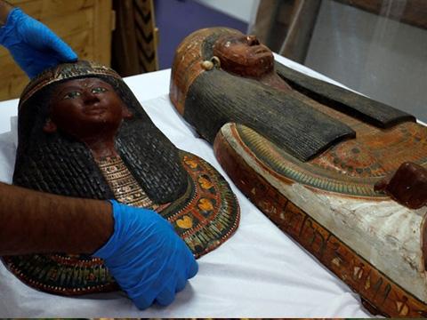 Xác ướp Ai Cập và những bí ẩn của linh hồn