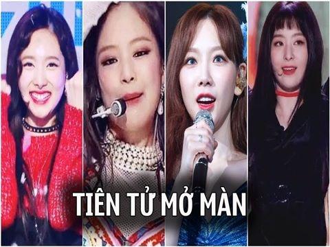 Top 5 'nữ hoàng intro' Kpop: Jennie cực độ thần thái, mỹ nhân TWICE được ưu ái