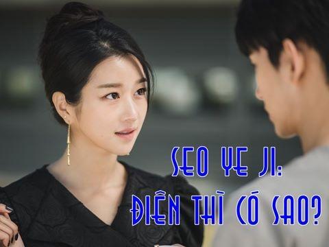 Chết chìm trong vẻ đẹp kiêu kỳ, quyền quý của Seo Ye Ji trong phim với Kim Soo Hyun