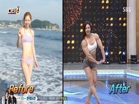100 triệu lượt xem màn cởi áo 'lột xác' của mỹ nhân Hàn Quốc