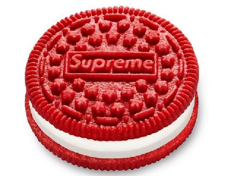 Sự kết hợp giữa Supreme và bánh quy Oreo sẽ cho ra điều gì?
