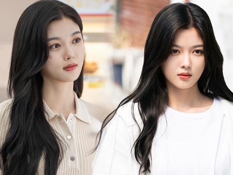 Màn lột xác thành 'gái hư' của Kim Yoo Jung