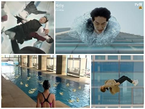 'Cạn lời' với loạt cảnh kỹ xảo thảm họa trong phim Hàn