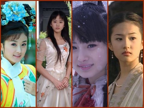 Minh tinh Hoa Ngữ và những vai diễn đầu đời siêu cưng