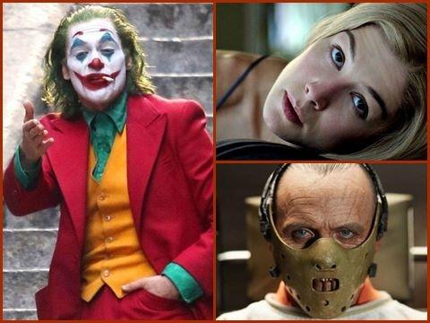 Mashup những kẻ giết người biến thái trên phim ảnh