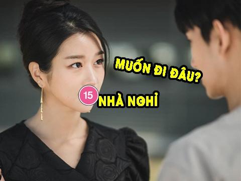 Netizen bấn loạn vì câu thoại thả thính của nữ chính 'Điên Thì Có Sao'