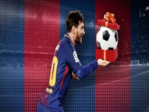Những đường kiến tạo thiên tài của Messi cho Barcelona