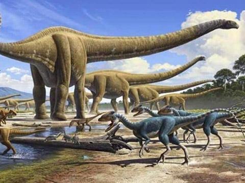 Tại sao động vật tiền sử có kích thước khổng lồ?