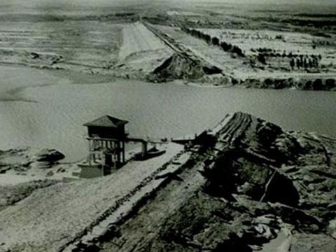 Vỡ đập Bản Kiều Trung Quốc 1957_Khiến hàng trăm nghìn người thiệt mạng
