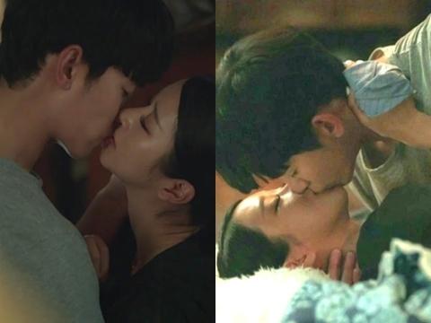 Đỏ mặt với cảnh hôn cuồng nhiệt trên giường của Kim Soo Hyun và Seo Ye Ji