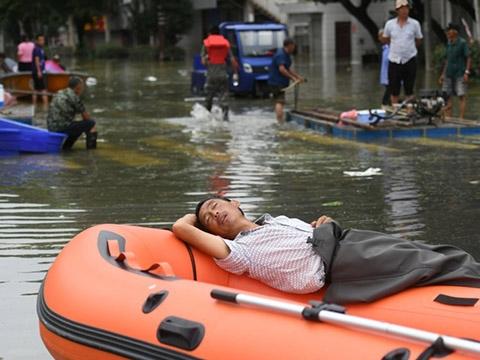 Thảm họa chực chờ hơn với 90.000 đập nước Trung Quốc giữa mưa lũ kỷ lục