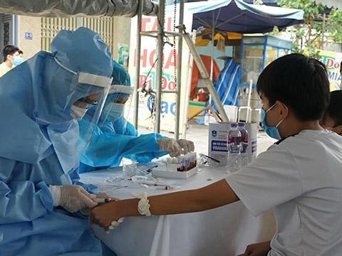 Đầu tháng 8: Việt Nam thêm 40 ca mắc Covid-19 mới
