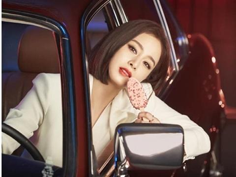 """""""Rớt liêm sỉ"""" vớì màn lột xác hoá chị đại của Kim Tae Hee"""