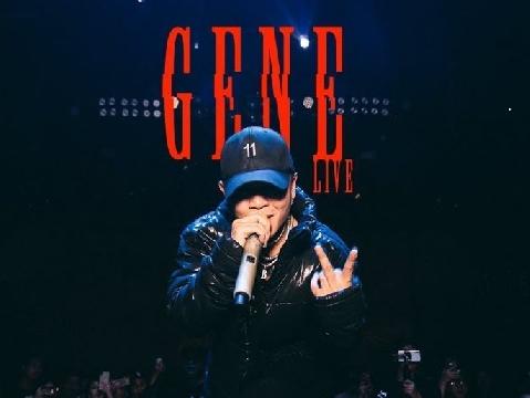 BINZ hát live GENE siêu máu lửa khiến fans không thể đứng yên