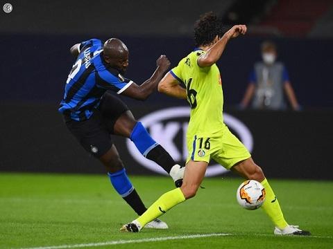 Inter Milan 2-0 Getafe (Vòng 1/8 Europa League)
