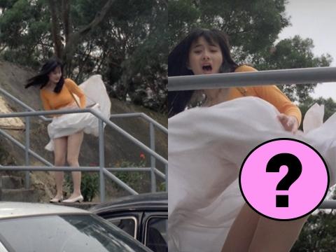 'Ngọc nữ phim Quỳnh Dao' bị khui lại cảnh hớ hênh gây sốc ở tuổi 16