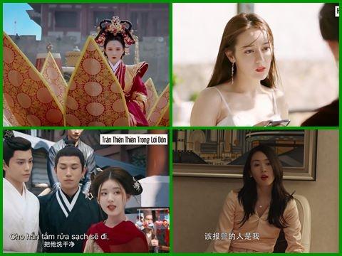 Loạt cảnh quay kinh điển tạo nên thương hiệu cho các phim Hoa Ngữ