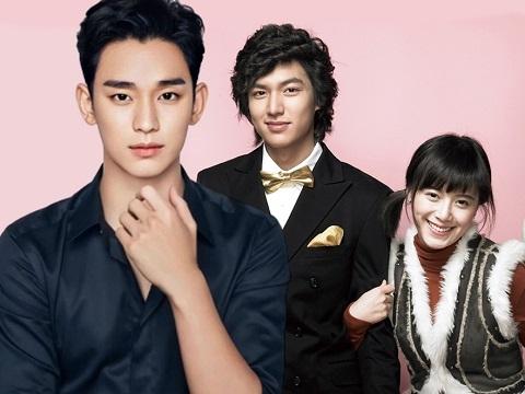 """Kim Soo Hyun suýt đụng độ Lee Min Ho ở 'Vườn Sao Băng"""""""