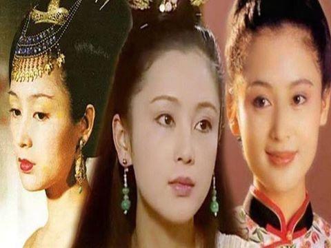 Cận cảnh vẻ đẹp của Trần Hồng - nàng Điêu Thuyền đẹp nhất xưa nay