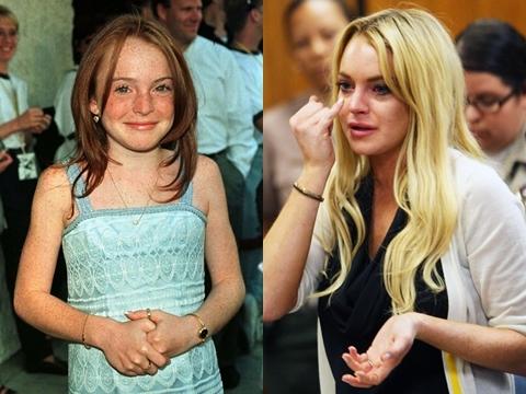 Lindsay Lohan: Từ nữ hoàng tuổi teen đến thiên thần sa ngã