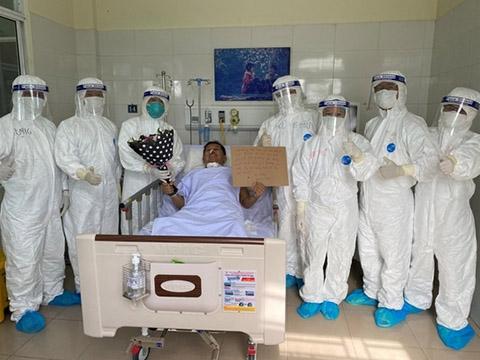 Kỳ tích: Chữa khỏi Covid 19 cho bệnh nhân tiên lượng nặng ở Đà Nẵng