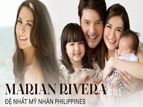 Chuyện tình trong mơ của mỹ nhân đẹp nhất Philippines - Marian Rivera