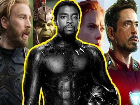 [Vietsub] Đại gia đình Marvel đăng clip tưởng nhớ 'Báo Đen' Chadwick Boseman