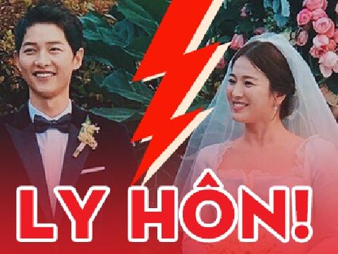 Song Joong Ki và Song Hye Kyo ly hôn là vì vấn đề con cái?