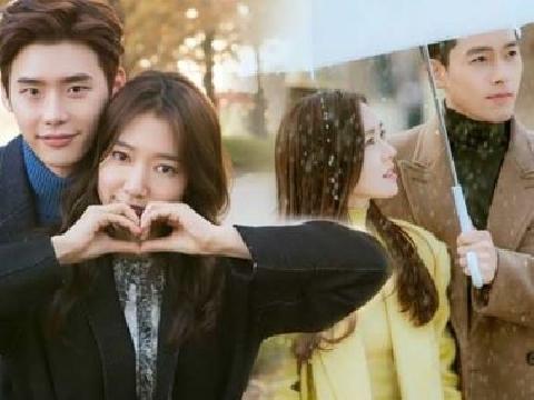 5 cặp đôi xứ Hàn diễn cảnh yêu cháy màn hình khiến fans phát sốt