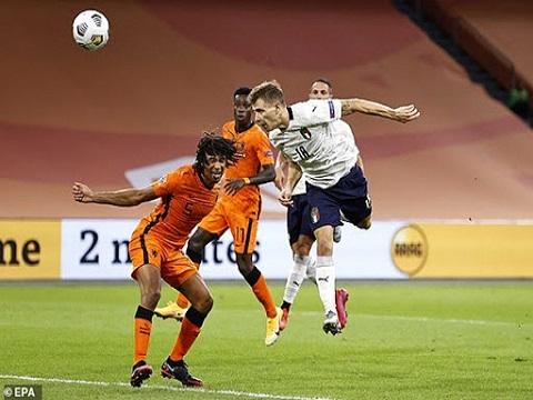 Hà Lan 0-1 Italy (Vòng bảng Nations League)