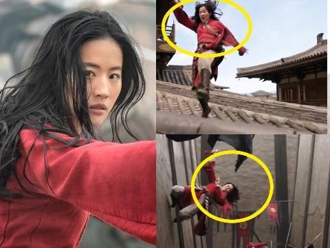 Bóc 'sạn' bom tấn Mulan: Lộ rõ mặt diễn viên đóng thế Lưu Diệc Phi