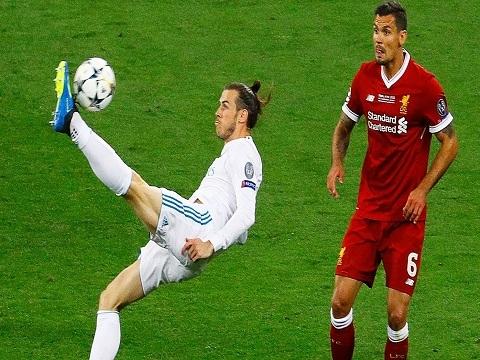 Những khoảnh khắc đẹp đẽ hiếm hoi của Gareth Bale tại Real Madrid