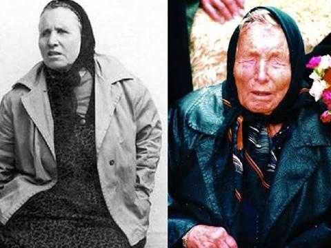 Vanga -  nhà tiên tri nổi tiếng nhất thế kỷ XX