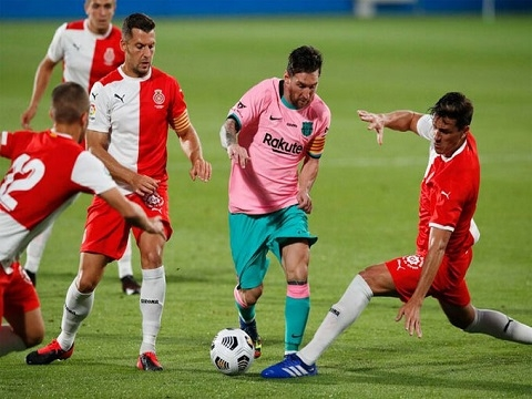 FC Barcelona 3-1 Girona (Giao Hữu)