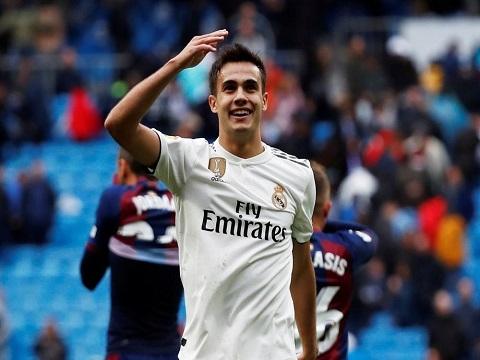 Tài năng của Sergio Reguilon trong màu áo Real Madrid