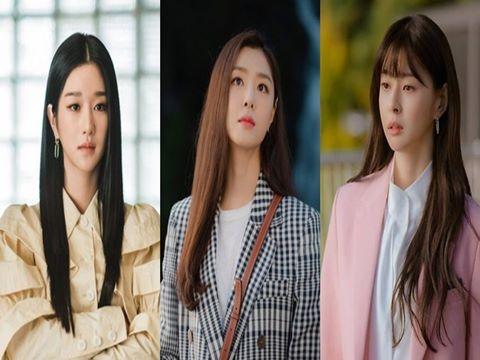 5 bóng hồng màn ảnh Hàn lên hương rực rỡ năm 2020